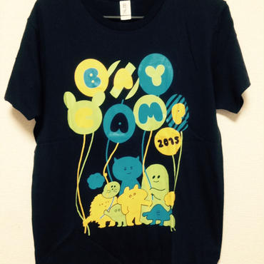 BAYCAMP2015 風船Tシャツ