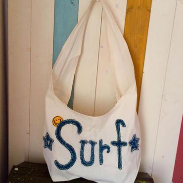 surfワッペンショルダーバッグ