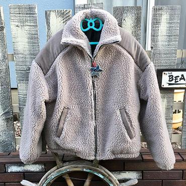 《セレクト加工》68デニムワッペンボアボンバージャケット