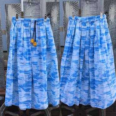 空柄スカート