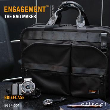 ENGAGEMENT エンゲージメント Engaged Nylon エンゲージド・ナイロン 2wayブリーフケース EGBF-001