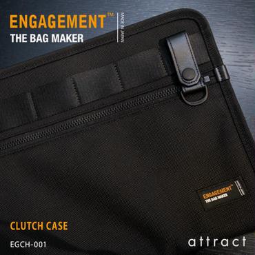 ENGAGEMENT エンゲージメント Engaged Nylon エンゲージド・ナイロン クラッチバッグ EGCH-001