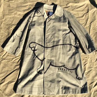 OMA overdrawing バーバリー|Burberry 04 「動物アソート|Animal assort」