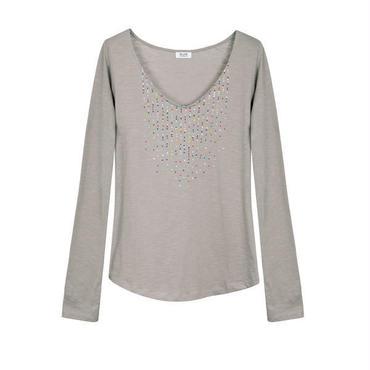 BLUNE レディース長袖Tシャツ (14003)