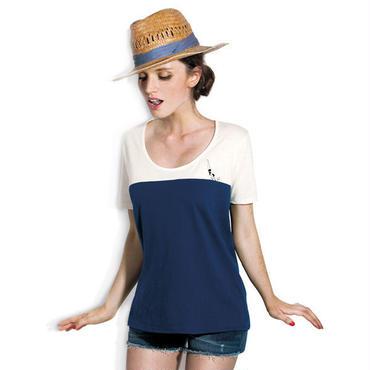 BLUNE プリントTシャツ (14189)