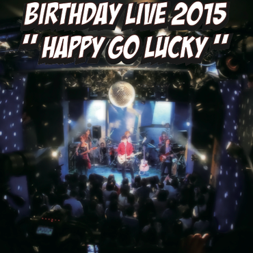 """HAPPY GO LUCKY""  + FUNKY SCRIPT NIGHT (DVD)"
