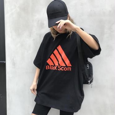 BIGTシャツ「Black Scom」