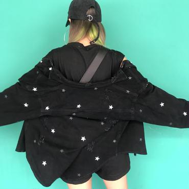 シャツ型ジャケット「スター」