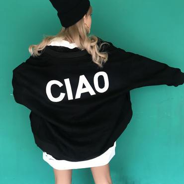 «先行発売»FAKEWOOLブルゾン「CIAO」