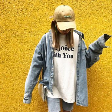 デニムシャツ「and」1号