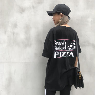 pizzaTシャツ