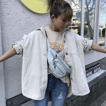 カツラギシャツジャケット