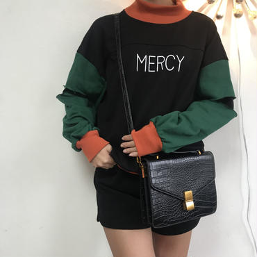 ボトルネックSW「MERCY」