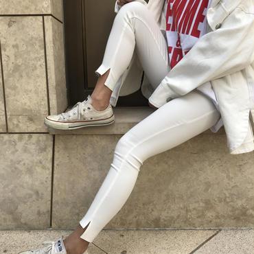 カットオフレギパン(White)