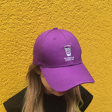 PURPLE DRANK CAP