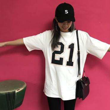 21ビッグTシャツ