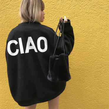 FAKEWOOLブルゾン「CIAO」