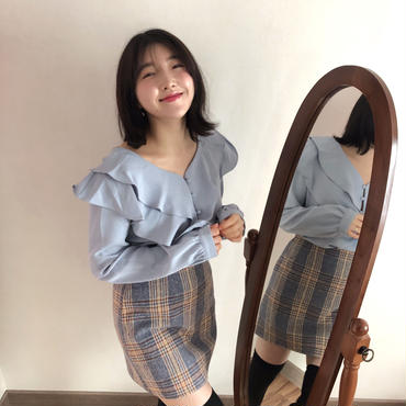 【春の新作】I'm in love blouse