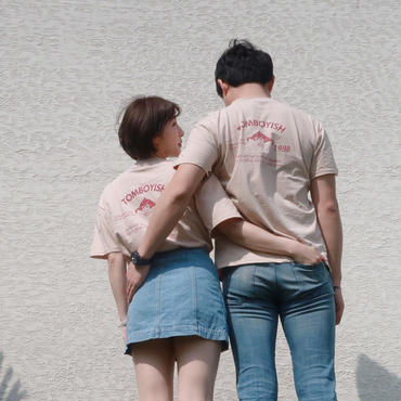 【数量限定!】Baco. ORIGINAL Tshirt!TOMBOYISH TEE(UNISEX)