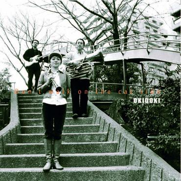 OKIDOKI -多田葉子 関島岳郎 臼井康浩- 「Don't walk on the cat side」