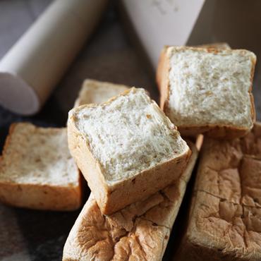 【3本入】キャラメルとナッツのやさしい食パン3本