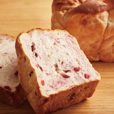 【単品】桜クランベリー食パン