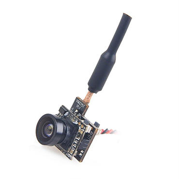FPV AIO カメラ 5.8G 40CH 25mW 送信機