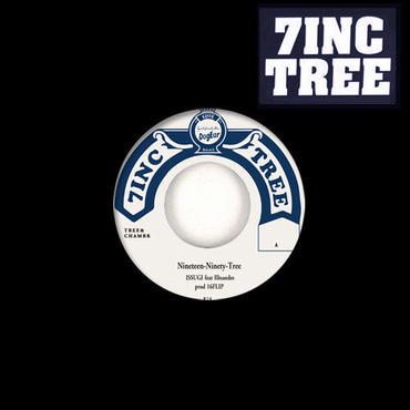 ISSUGI feat. Illnandes Prod. 16FLIP/Nineteen-Ninety- Tree /AIR K - 16FLIP REMIX INSTRUMENTAL7inch
