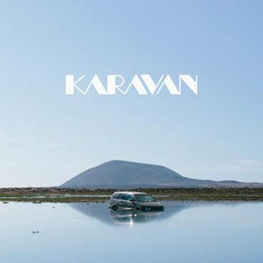 Karavan (Lefto & Free The Robots) /Karavan-LP-