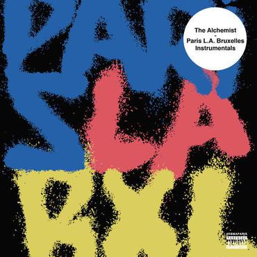 PARISL.A.BRUXELLESIN/ALCHEMIST LP