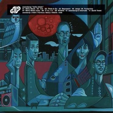 awendarap - melty black [CD]