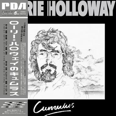 Laurie Holloway/Cumulus −国内盤LP-