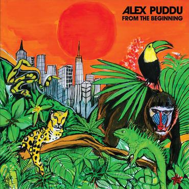 Alex Puddu/From The Beginning (Feat.Lonnie Jordan/WAR) -LP-
