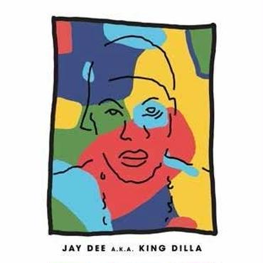J Dilla/Jay Dee a.k.a. King Dilla(Full Beattape) -LP-