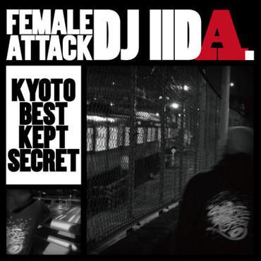 FEMALE ATTACK mixed by DJ IIDA