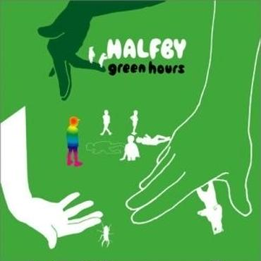 HALFBY - GREEN HOURS LP