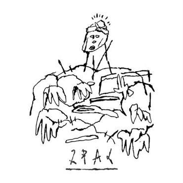 "12/20 sale  Arμ-2 & lee (asano+ryuhei) - 2PAC e.p [7""]"