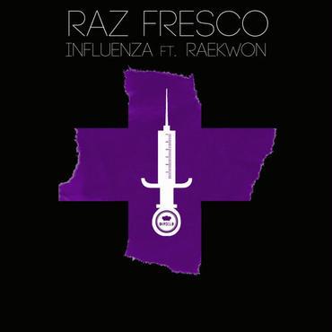 Raz Fresco/Influenza feat.Raekwon-7inch-