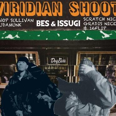 BES & ISSUGI - VIRIDIAN SHOOT [CD]