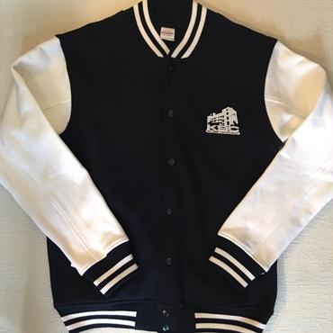Kinokuni stadium jacket(Navy/Black)
