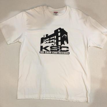 KSC LOGO Tee(white)