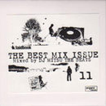 origami PRODUCTIONS/laidbook 11 The Best Mix Issue Mixed by Mitsu The Beats