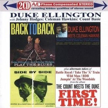 DUKE ELLINGTON / Three Classic Albums Plus (2CD) .
