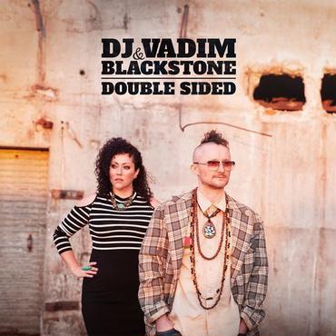 "DJ VADIM & BLACKSTONE DOUBLE SIDED ""2LP"""