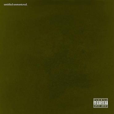 "KENDRICK LAMAR ケンドリック・ラマー UNTITLED UNMASTERED""LP"""