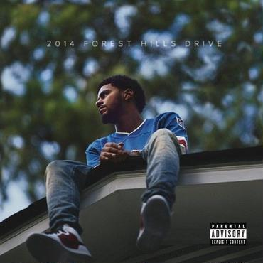 "J.COLE / 2014 FOREST HILLS DRIVE ""2LP"""