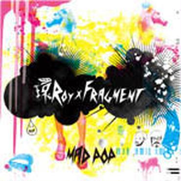 環ROY x FRAGMENT - MAD POP [CD]