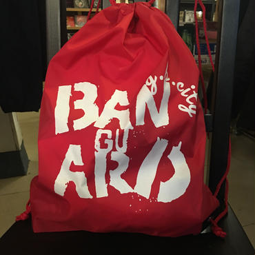Banguard knapsack