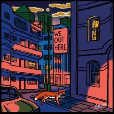 V.A/We Out Here -2LP-