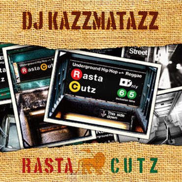 DJ KAZZMATAZZ - RASTA CUTZ [MIX CD]